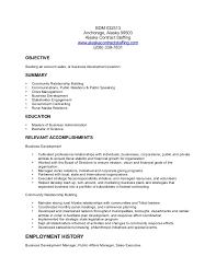 resume for business development business development manager resumes sle resume free resume images