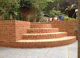 landscaping services fleet garden walls terracing landscaping