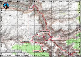 Utah Road Map by Hiking Sundance Trail Dark Canyon Road Trip Ryan