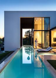 home design story pool pool two story residence in us pool space terrace pinterest