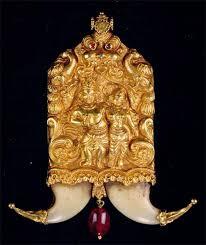 gold tiger nails jewellery 916 jewellery