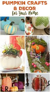 home archives share remember pumpkin crafts decor for your home