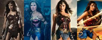 Wonder Woman Costume Wonder Woman U0027s Costume Has Gotten A Lot Brighter Since Batman V