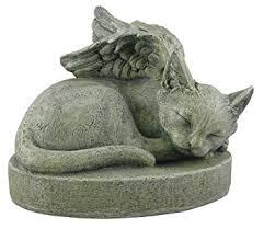 cat memorial sympathy cat cat angel pet memorial outdoor