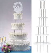 cake pillars cake stand display index candyland crafts
