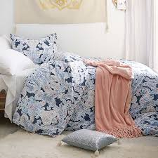 Create Your Own Comforter Luna Paisley Duvet Cover Sham Pbteen