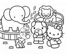 littlest pet shop panda coloring kids animal coloring