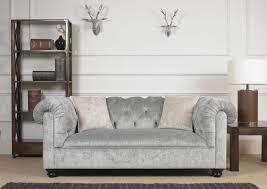 Grey Velvet Sofas Velvet Sofa 4891