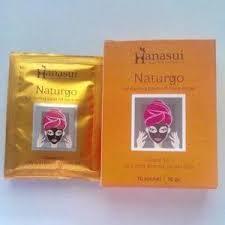 Jual Masker Naturgo jual masker naturgo hanasui bpom lightening peel mask