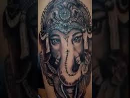 ganesha tattoo youtube