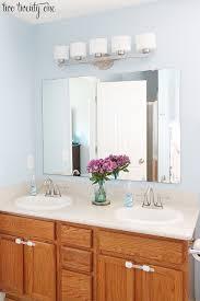 New Farmhouse Bathroom Light Fixtures Lighting Design Ideas New Bathroom Vanity Lights With Regard To Allen And Roth Vanity