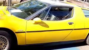 Maserati Bora Interior Maserati Bora 1972 Youtube