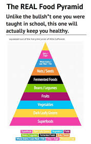 a better alternative to the usda food pyramid and food plate