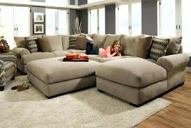 Contemporary Reclining Sectional Sofa Large Sectional Sofas Modern Reclining Sectional Fabric