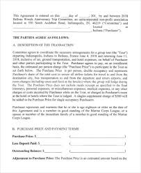 installment plan agreement template 8 payment contract templates free word pdf format download