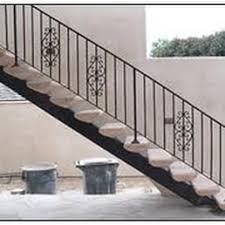 Wrought Iron Banister Iron Balusters San Diego Contractors 2243 San Diego Ave San