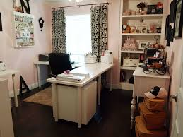 L Shaped Desk Home Office L Shaped Desk Home Office Traditional With Craft Room