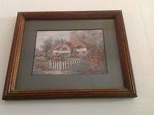 home interiors kinkade prints carl valente from dealers resellers ebay