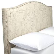 Tufted Bed Frame Queen Padded Headboard Queen U2013 Senalka Com