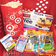 target shopping 8 items for free this week