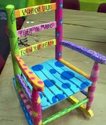 Painted Chairs Images Best 25 Painted Kids Chairs Ideas On Pinterest Marvel Childrens