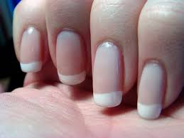 how to do a free hand french manicure u2013 new super photo nail care blog