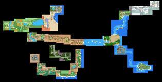 Sinnoh Map Dp Map In Xy Style By Babydialga On Deviantart