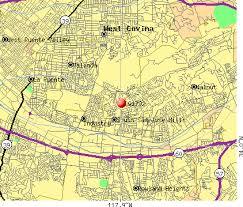 west covina ca map 91792 zip code west covina california profile homes