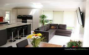 extension kitchen ideas view of the large open plan kitchen extension 2 transform