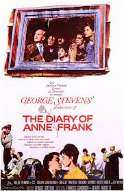 diary of anne frank movie posters from movie poster shop