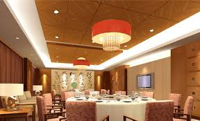 restaurant interior design ceiling and seats ceiling design ideas