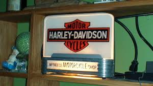 harley davidson lighted signs collectible signs roadrelics buy sell misc signs vintage signs