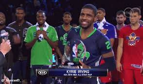 sport gifs u0026 videos nba all star game mvp kyrie irving raising