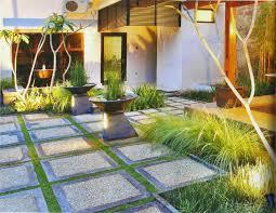 minimalist house garden design concept inspiring interior design