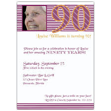 90th birthday invitation template 28 images 90th birthday