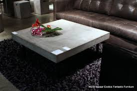 Table For Living Room by Cement Coffee Table Top A Concrete Top Concrete Top Dining Table