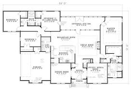 floor plans with in suite country suite traditional house plans home design ndg house