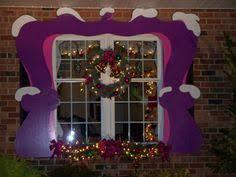 grinch yard art whoville yard art christmas yard art