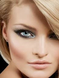 maquillage mariage yeux bleu maquillage yeux bleus pour mariage