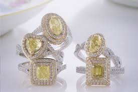 coloured diamonds rings images Coloured diamond rings from chisholm hunter jpg