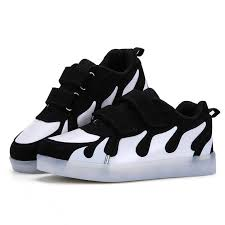light up shoes charger led light up sports sneakers with usb charger women shoes light up