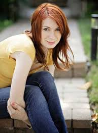 what is felicia day s hair color felicia day i could totally pull off this hair color yeah