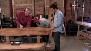 how to build a log bench youtube
