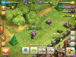 clash of clans clash of clans what do i get for removing a halloween cauldron