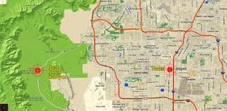 Hotels In Las Vegas Map by Ppxix Las Vegas Info