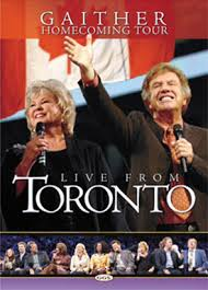 gaither homecoming friends live from toronto dvd at christian