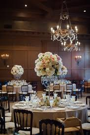 Reception Centerpieces Reception Villa Siena