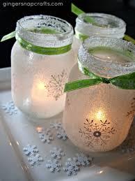 mason jar crafts for christmas how to make christmas mason jar
