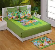 Double Cot Bed Sheets Online India Kids Bedding Kids Cartoon Bed Sheets Online Shopping Myiconichome