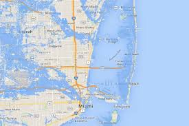 Florida Elevation Map by Will You Be Underwater When Sea Levels Rise Find Out Here